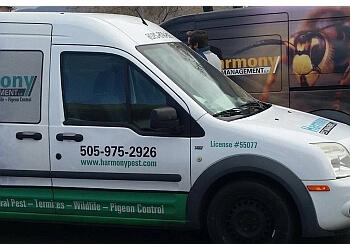 Albuquerque pest control company Harmony Pest Management, LLC