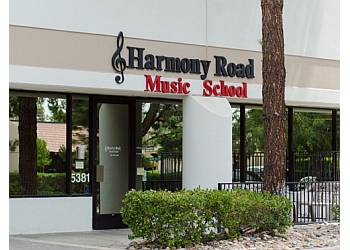 Bakersfield music school Harmony Road Music School