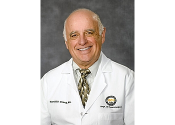 Richmond neurosurgeon Harold Young, MD