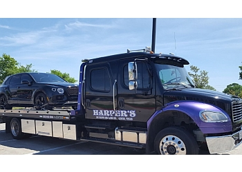 Austin towing company Harper Towing Services