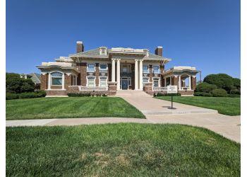 Amarillo landmark Harrington House Historic Home