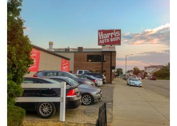 Worcester auto body shop Harris Auto Body, Inc.