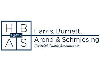 Columbus accounting firm Harris, Burnett & Schmiesing CPAs