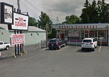 Syracuse dry cleaner Harris Dry Cleaners