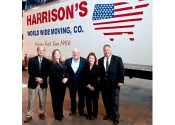 Chesapeake moving company Harrison's Moving & Storage Co Inc.
