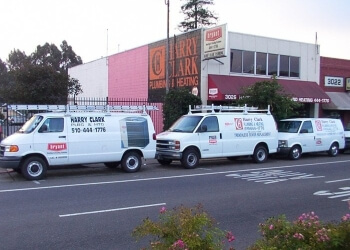 Oakland plumber Harry Clark Plumbing and Heating Inc