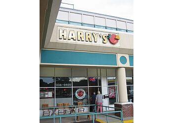 Hartford pizza place Harry's Bishop's Corner Pizza