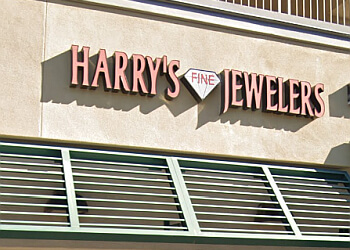 Irvine jewelry Harry's Fine Jewelers