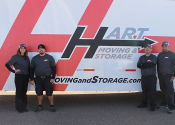 Lubbock moving company Hart Moving & Storage