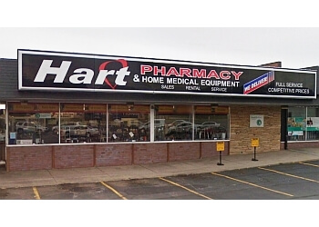 Wichita pharmacy Hart Pharmacy & Home Medical Equipment