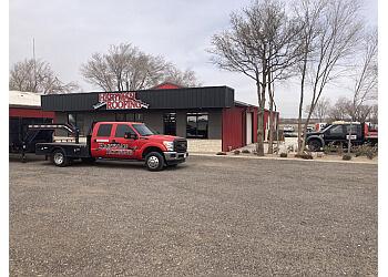 Lubbock roofing contractor Hartman Roofing