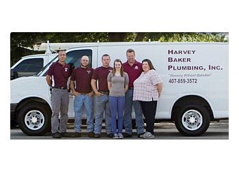 Orlando plumber Harvey Baker Plumbing, Inc.