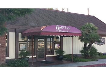 Huntington Beach steak house Harvey's Steakhouse