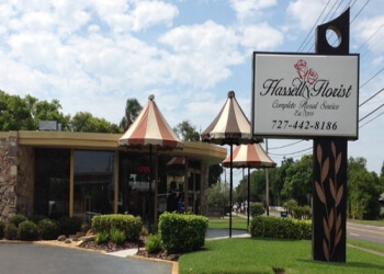 Clearwater florist Hassell Florist