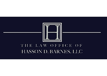 Baltimore business lawyer Hasson D. Barnes