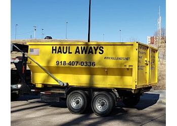 Tulsa junk removal Haulaways LLC