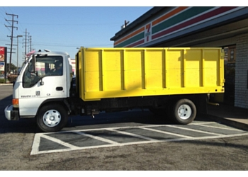Los Angeles junk removal Hauling L.A Junk Removal Service