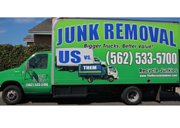 Long Beach junk removal Hauling Pros