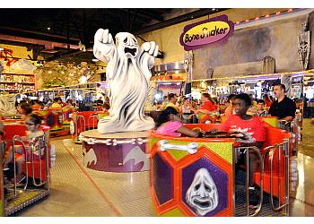 Joliet amusement park Haunted Trails Family Amusement Park