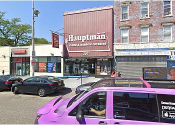 Jersey City window treatment store Hauptman Floor Covering