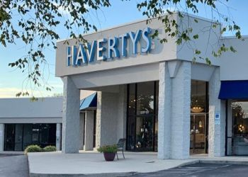 Raleigh furniture store Havertys Furniture