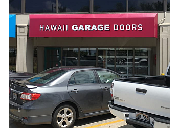 Honolulu garage door repair Hawaii Garage Doors