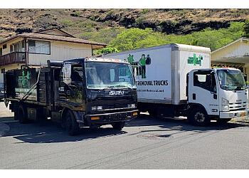 Honolulu junk removal Hawaii Junk Removal