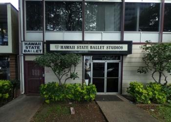 Honolulu dance school Hawaii State Ballet