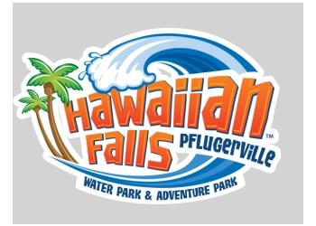 Austin amusement park Hawaiian Falls Pflugerville