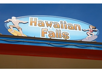 Fort Worth amusement park Hawaiian Falls Roanoke