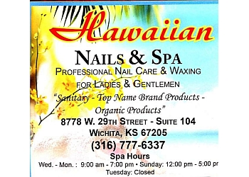 Wichita nail salon Hawaiian Nails & Spa