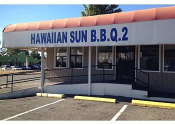 Kent barbecue restaurant Hawaiian Sun BBQ