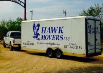 Fort Worth moving company Hawk Movers LLC