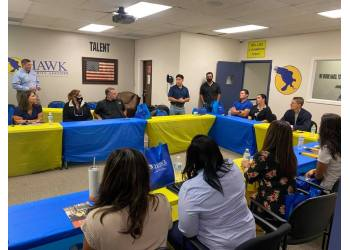 Fort Worth security system Hawk Security Services