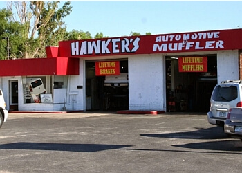 Fort Collins car repair shop Hawker's Automotive & Economy Mufflers