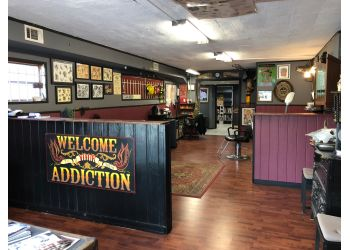 Tampa tattoo shop Hawks Electric Tattoos