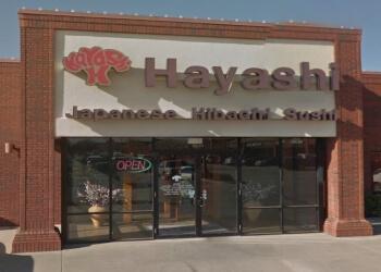 Lubbock japanese restaurant Hayashi