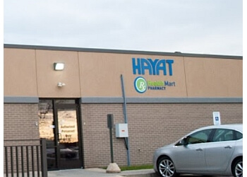 Milwaukee pharmacy Hayat Pharmacy