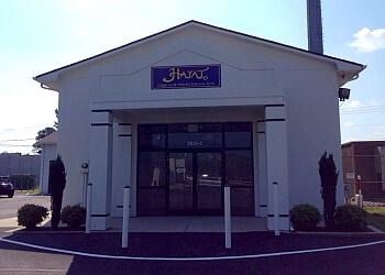 Fayetteville yoga studio Hayat Yoga & World Dance Arts