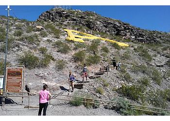 Tempe hiking trail Hayden Butte Preserve Trail