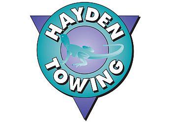Tempe towing company Hayden Towing