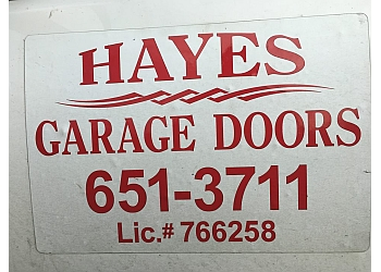 Visalia garage door repair Hayes Garage Doors