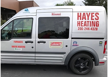 Kent hvac service Hayes Heating & Cooling