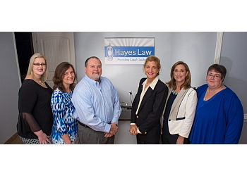 Greensboro personal injury lawyer Hayes Law