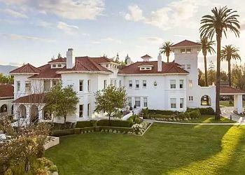 San Jose hotel Hayes Mansion