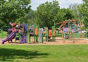 Cedar Rapids public park Hayes Park