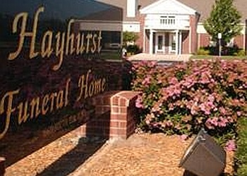 Broken Arrow funeral home Hayhurst Funeral Home