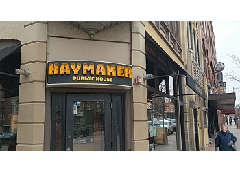 Ann Arbor sports bar Haymaker Public House