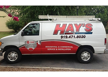 Durham hvac service Hay's Heating and Air Conditioning