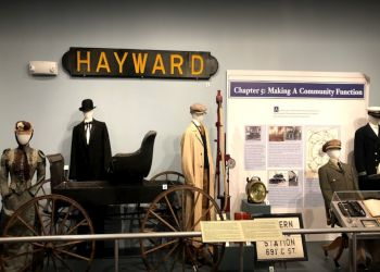 Hayward places to see Hayward Area Historical Society